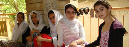 Independent league of Yezidi-Kurdish Women, Georgia
